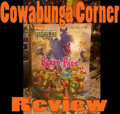 Golden Books Cowabunga Corner